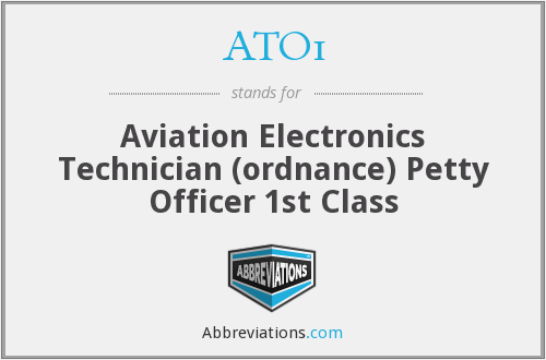 What does ATO1 stand for?