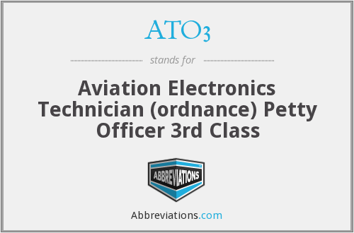 What does ATO3 stand for?