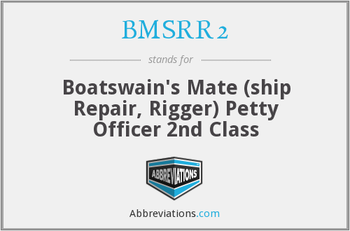 What does BMSRR2 stand for?