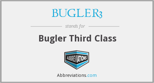 What does BUGLER3 stand for?