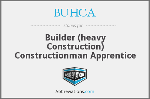 What does BUHCA stand for?