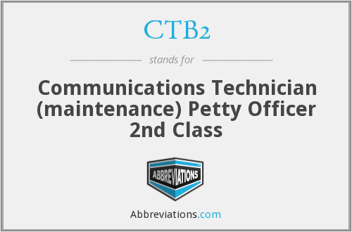 What does CTB2 stand for?