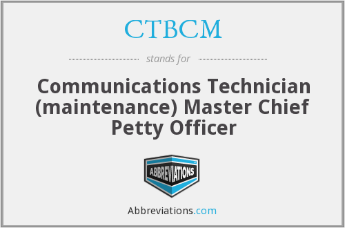 What does CTBCM stand for?