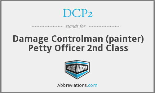 What does DCP2 stand for?