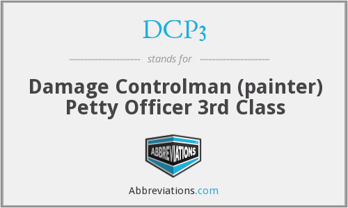 What does DCP3 stand for?