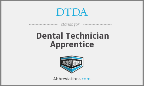 What does DTDA stand for?