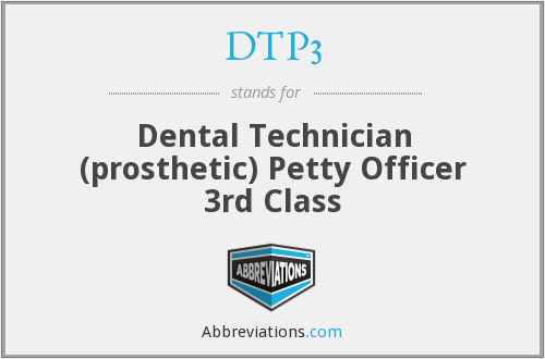 What does DTP3 stand for?