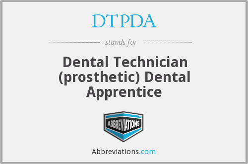 What does DTPDA stand for?