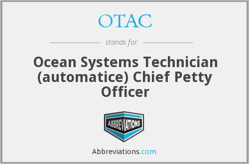 What does OTAC stand for?