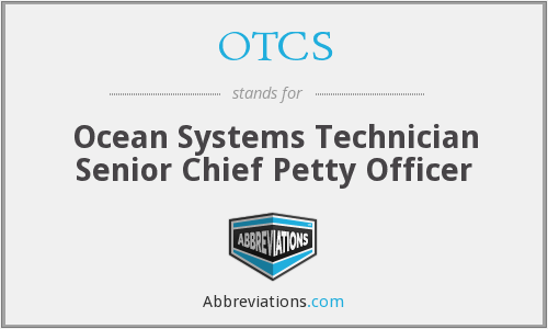 What does OTCS stand for?