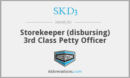 What does SKD3 stand for?