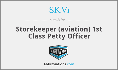 What does SKV1 stand for?