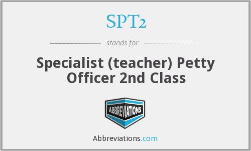 What does SPT2 stand for?