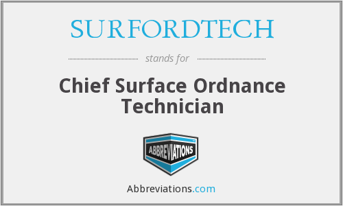 What does SURFORDTECH stand for?