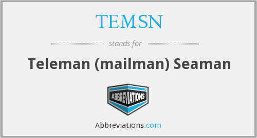 What does TEMSN stand for?