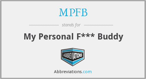 What does MPFB stand for?