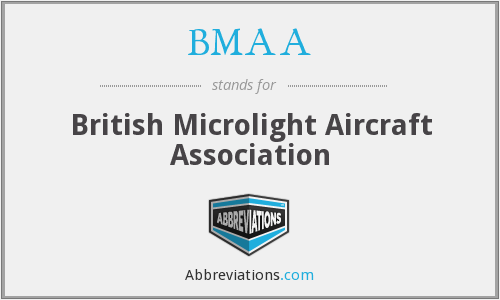 What does BMAA stand for?