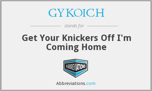 What does GYKOICH stand for?