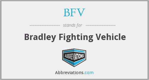 What does BFV stand for?