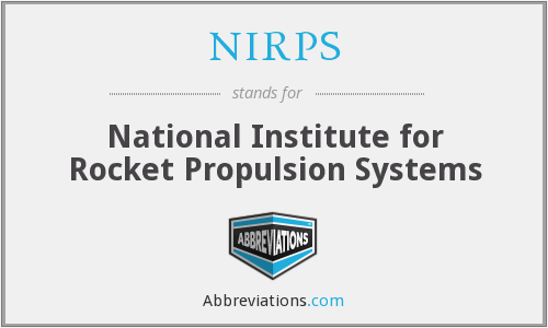 What does NIRPS stand for?