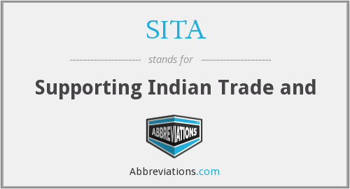 SITA - Supporting Indian Trade and