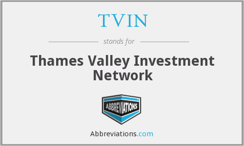 What does TVIN stand for?
