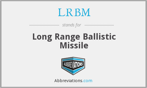 What does LRBM stand for?