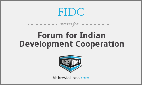 What does FIDC stand for?