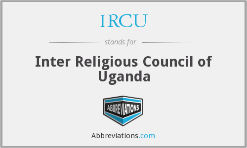 What does IRCU stand for?