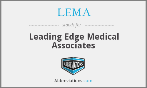 What does LEMA stand for?