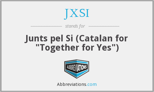 What does JXSI stand for?