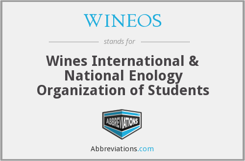 What does WINEOS stand for?