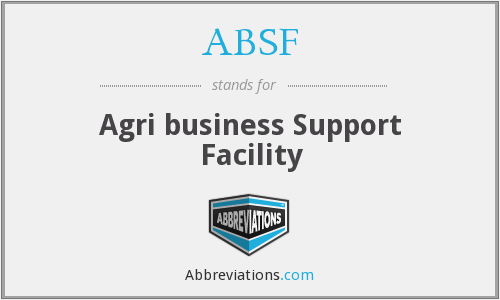What does ABSF stand for?