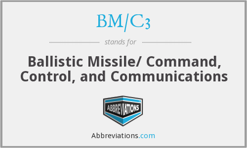 What does BM/C3 stand for?