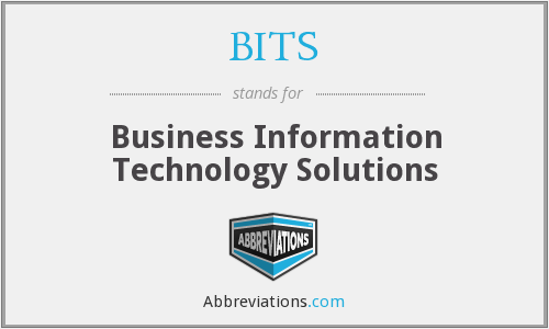 BITS - Business Information Technology Solutions