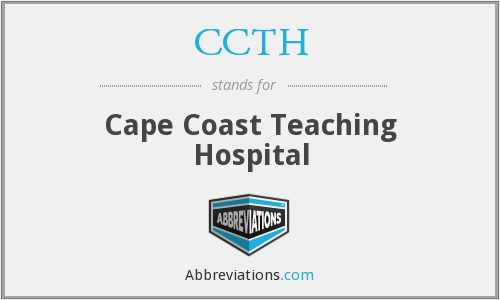 What does CCTH stand for?