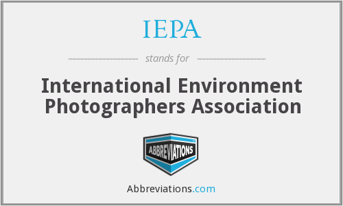 IEPA - International Environment Photographers Association