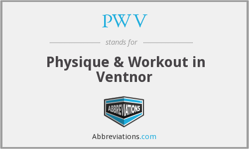 PWV - Physique & Workout in Ventnor