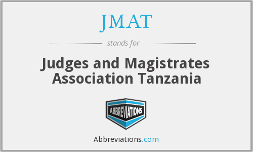 What does JMAT stand for?