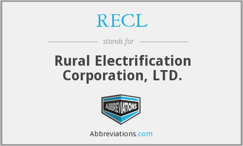 What does RECL stand for?