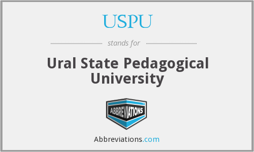 What does USPU stand for?