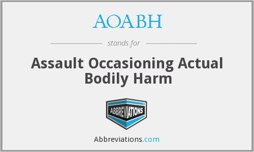 What does AOABH stand for?