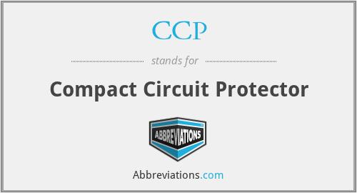 CCP - Compact Circuit Protector