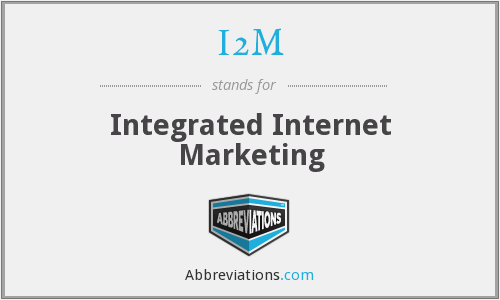 What does I2M stand for?