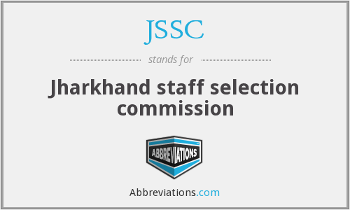 What does JSSC stand for?