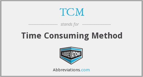 What does consuming stand for?