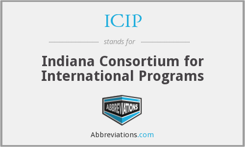 What does ICIP stand for?