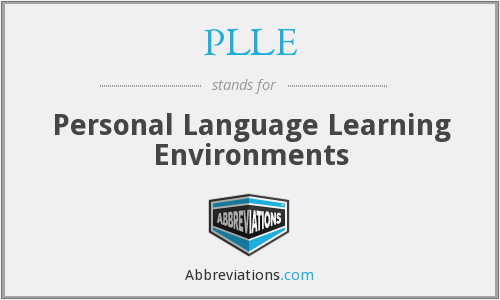What does PLLE stand for?
