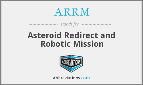 What does ARRM stand for?