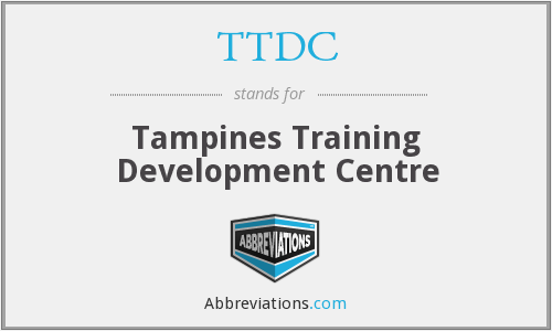 What does TTDC stand for?